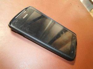 Внешний вид моего Huawei U8832D Shine